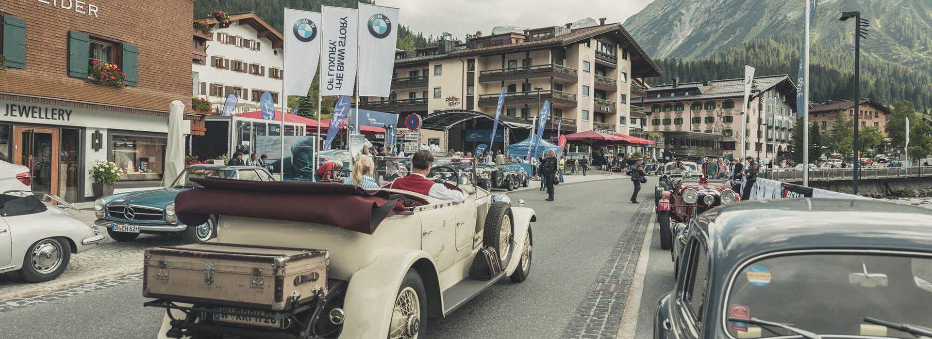 Oldtimer Arlberg Classic Car Rally